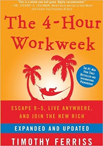 The 4-Hour Workweek: Escape 9-5, Live Anywhere, and Join the New Rich (Audio CD)