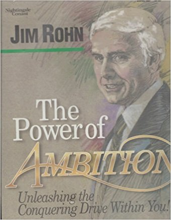 The Power of Ambition: Unleashing the Conquering Drive Within You! (Audio, Cassette)