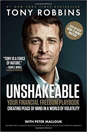 Unshakeable: Your Financial Freedom Playbook (Hardcover)